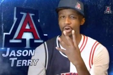 Arizona Wildcats Jason Terry Memories: Brett Hansen