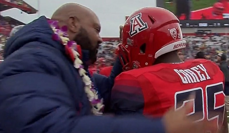 Former Wildcats lobby for Hunley, other Arizona players for defensive coaching spots