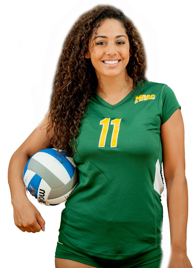Haley Howell named MAAC Setter of the Year
