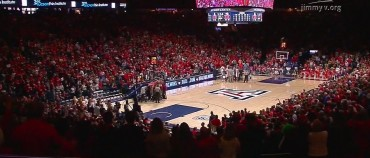 McKale Center record 71-game winning streak: Reliving history with current 47-game run