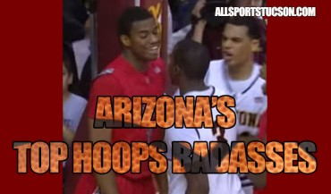 Arizona Wildcats Top 10 Bad Ass Hoops Players Countdown: No. 3