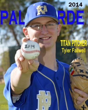 Former Palo Verde standout Tyler Fallwell to play baseball for Houston