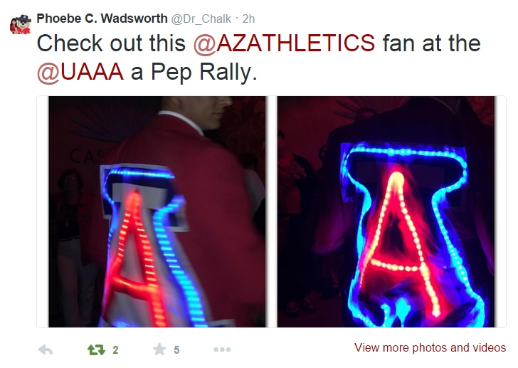 Social media reactions from Day One of Pac-12 Tournament