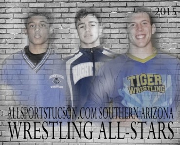 2015 Southern Arizona Wrestling All-Stars