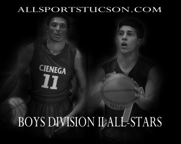 2015 Division II Boys Basketball All-Stars