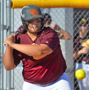 Avriana Jimenez is part of what makes Salpointe softball succeed
