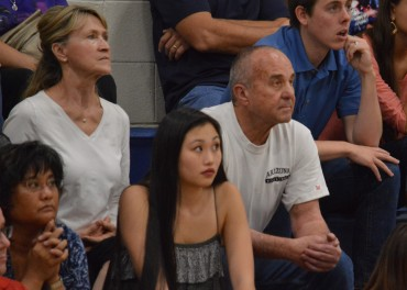 Volleyball: Exclusive interview with Doug Clark as Ironwood Ridge defeats Canyon del Oro 3-1