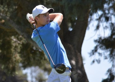 Salpointe's Trevor Werbylo shoots a 63 to help capture the Optimist Qualifier at Omni Tucson National