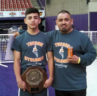 WRESTLING: Danny Vega is a Folkstyle National champion again