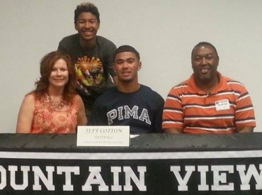 College signings touch families the most and today was no different