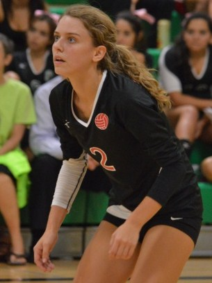Empire's Macee Owen named Volleyball Academic All American