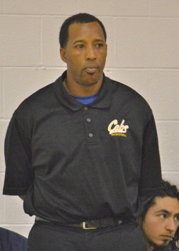 In his own words, Flowing Wells head basketball coach Martio Harris