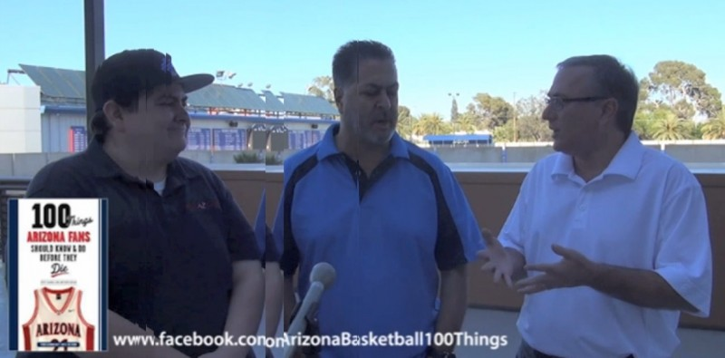 The Sports Guys: Wrapping up the Arizona basketball season