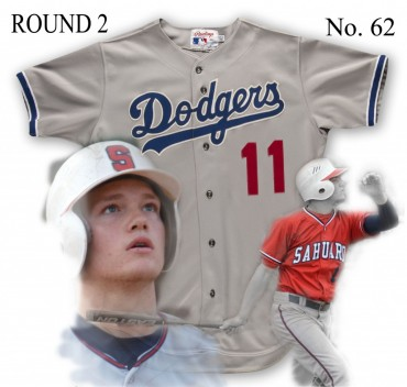Alex Verdugo to play for Dodgers Class A Great Lakes Loons