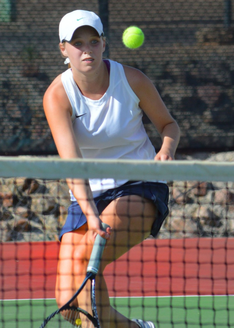 TENNIS PLAYOFFS: Ironwood Ridge to semifinals after defeating Salpointe 5-1