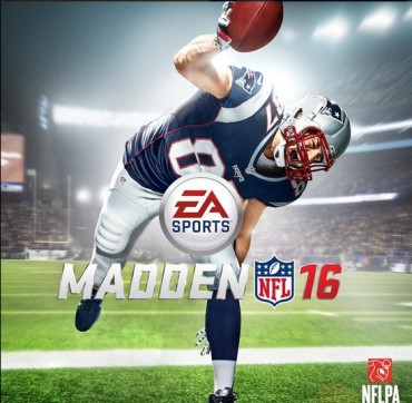 UPDATE: Former Arizona Wildcats TE Gronkowski will not be on Madden NFL 16 cover