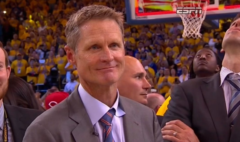 Arizona Wildcats legend Steve Kerr continues mystique coaching Golden State to NBA Finals