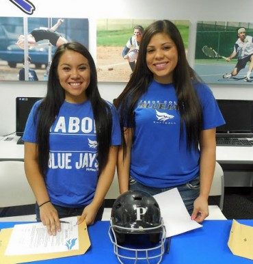 Pima standout softball players Brianna Quiroz & Ariana Murrieta sign with Tabor College