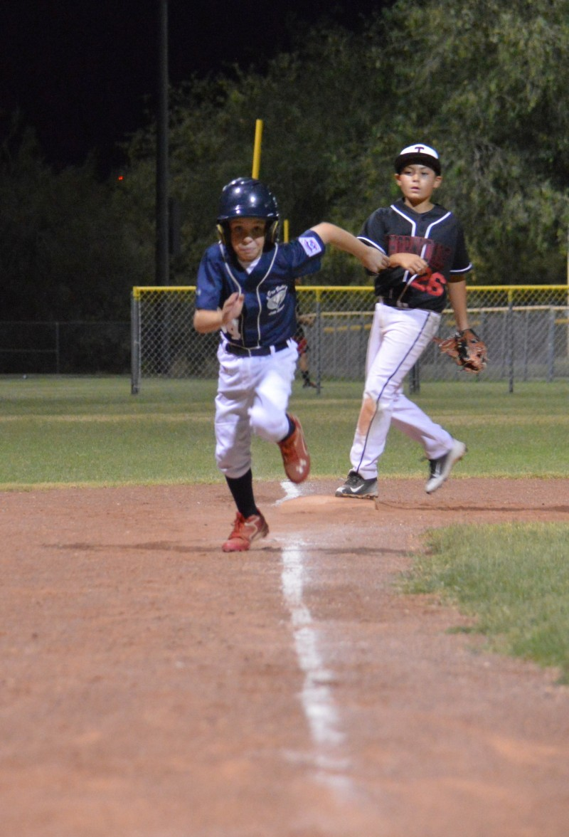 LITTLE LEAGUE: Oro Valley outlasts Thornydale