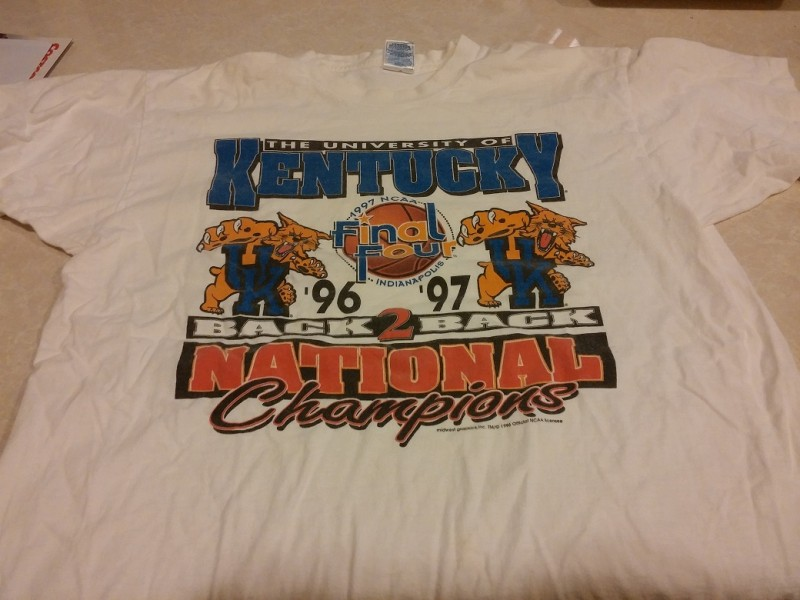 Throwback Thursday: Nice try Kentucky but Arizona Wildcats foiled your plans in '97