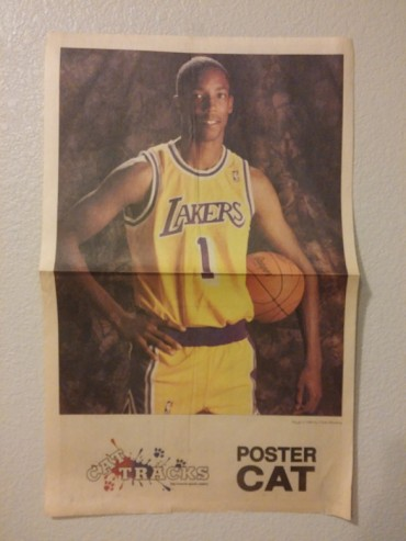 Throwback Thursday, NBA Draft Day Special: Sean Elliott as a Laker?