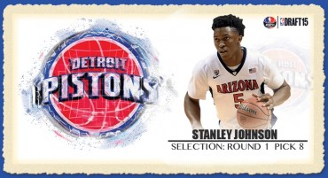 Twitter reactions and notes: Stanley Johnson Arizona Wildcats 13th NBA draft lottery selection