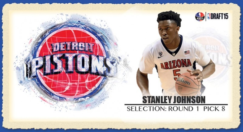 Stanley Johnson Goes Off for 26 Points in NBA Preseason Debut (Video)
