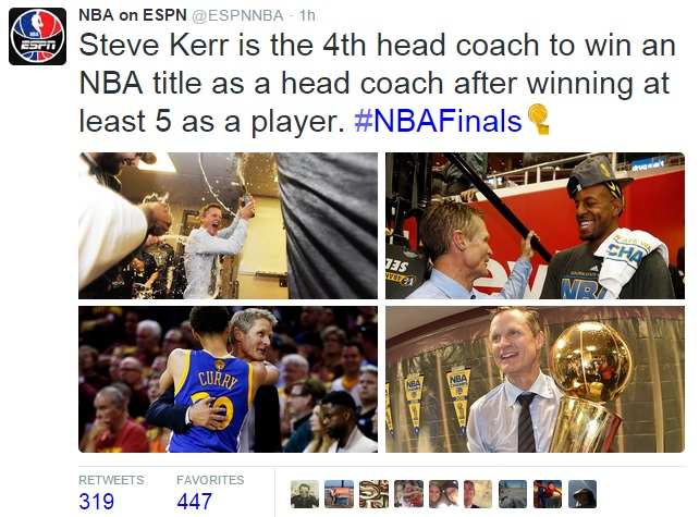 Social media reactions of former Arizona Wildcats winning NBA title with Golden State