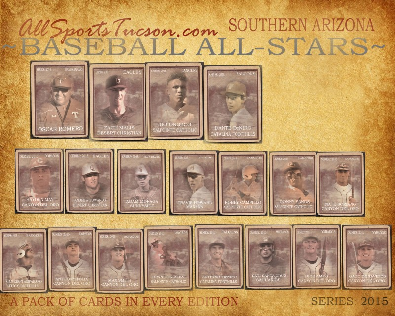 Southern Arizona Baseball All-Stars
