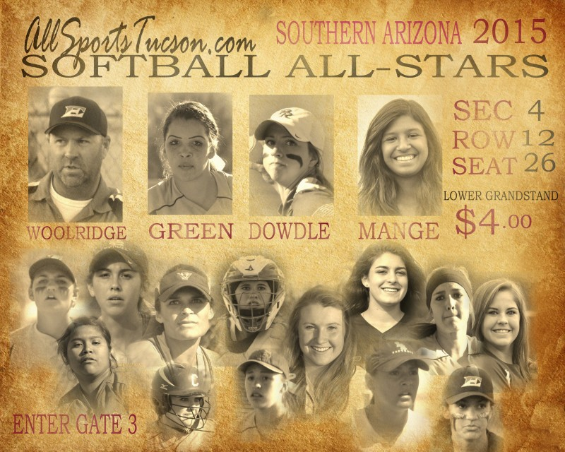 Southern Arizona Softball All-Stars