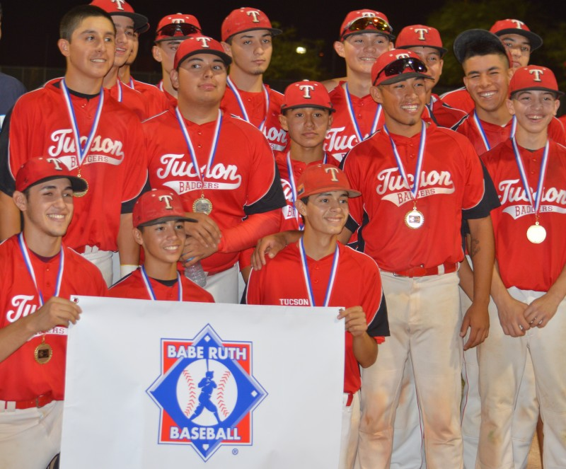 The Badgers beat the Pueblo Pride twice to win Babe Ruth state championship