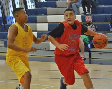 Texas Roadhouse improves to 5-0 at Tucson Summer Pro League for Kids