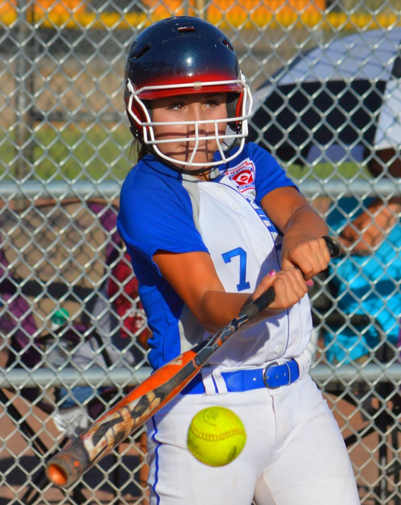 LITTLE LEAGUE: Sunnyside gets past Winslow to advance at state tournament