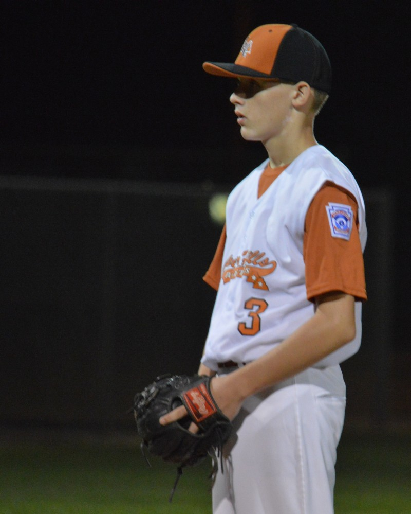 LITTLE LEAGUE: Copper Hills defeats Rincon 2-1 in a pitching duel