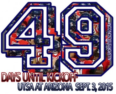 "Arizona Wildcats Top 50 Football Games: No. 49 — Closing chapter of ""The Streak"" includes fourth-quarter heroics"