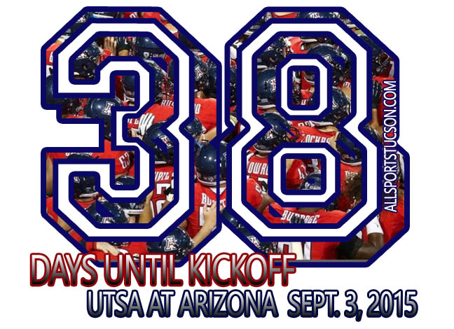 Arizona Wildcats Top 50 Football Games: No. 38