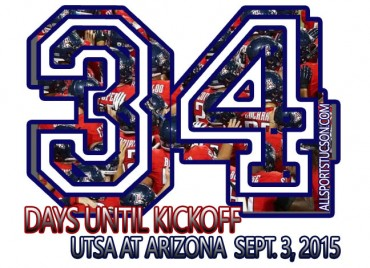 Arizona Wildcats Top 50 Football Games: No. 34