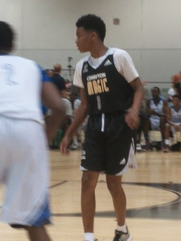 Hands-on approach: Class of 2017 point guard in control of future