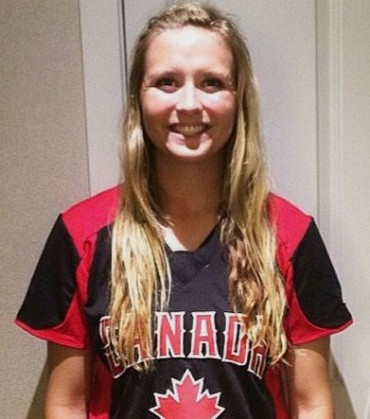 Former Sabino softball standout Kelsey Jenkins named to Canadian Jr. National Team