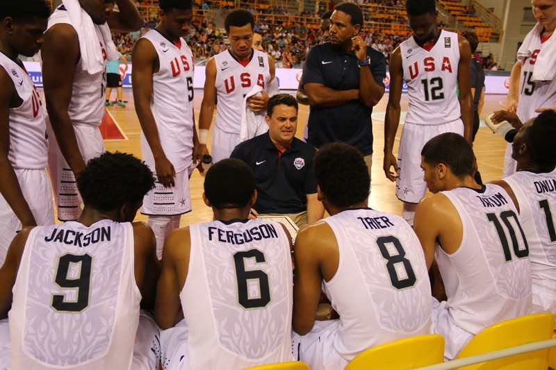 What is next for Sean Miller with USA Basketball?