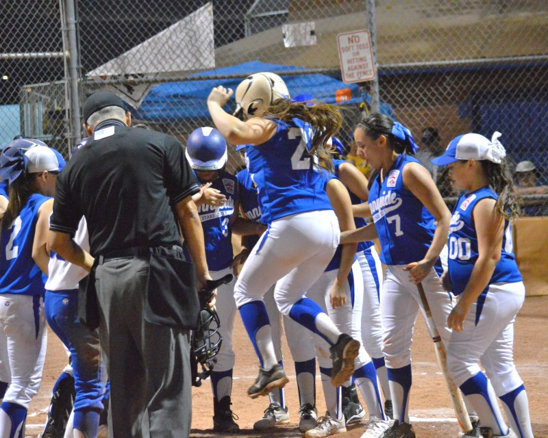 Little League Softball Juniors: Thornydale & Sunnyside win at Western Regionals