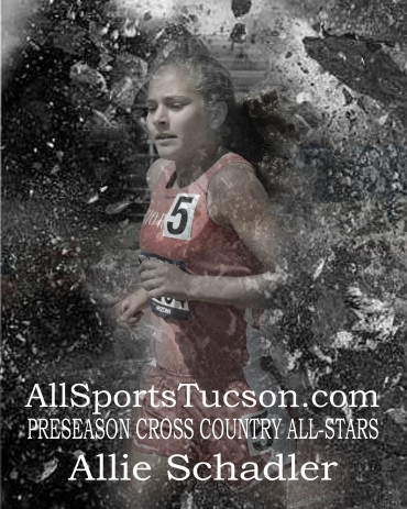 2015 Preseason Cross Country All-Stars: Allie Schadler, Rio Rico