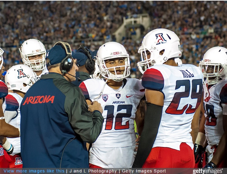 Arizona Wildcats football: Coaching returning QBs rare for Rodriguez