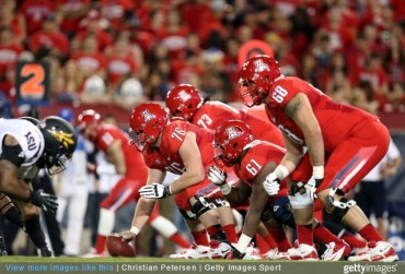 Arizona Wildcats football: Offensive line lacks starts but features potential