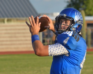 Catalina Foothills 30, Pueblo 24