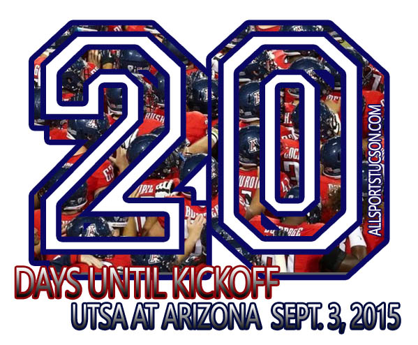 Arizona Wildcats Top 50 Football Games: We're at No. 20 and counting