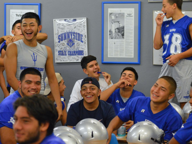Dante Zelaya is still a Blue Devil thanks to his team & his family