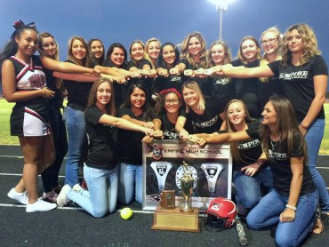 Empire softball holds ring ceremony