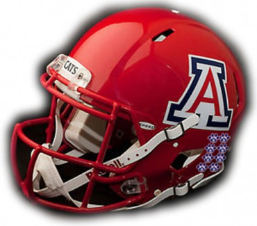 Arizona Wildcats helmet sticker update: Times when UA used stickers