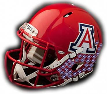 Arizona Wildcats helmet sticker update: UA musters four against Bruins